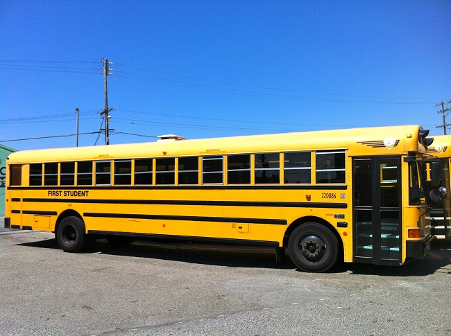 Dashcams For School Buses
