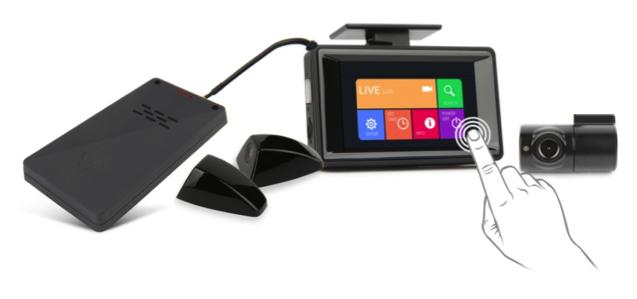 Touch-Screen-Dash-Cam