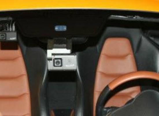 Compact Dash Cam Design