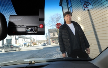 Car Security Dash Cam